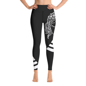 Yoga Leggings Budah Bless Black