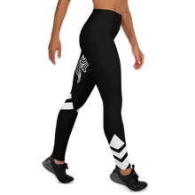 Load image into Gallery viewer, Yoga Leggings Black Buda