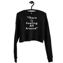 Load image into Gallery viewer, Healing Crop Sweatshirt