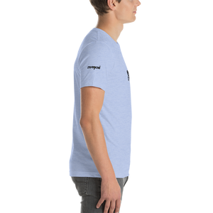 Eye Cycle Short-Sleeve Unisex T-Shirt