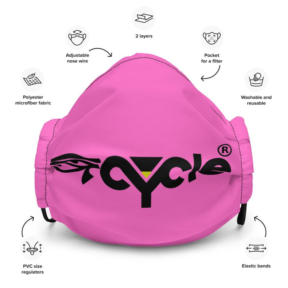 Eye Cycle Pink