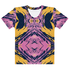 Load image into Gallery viewer, Yellow & Purple Haze T Shirt