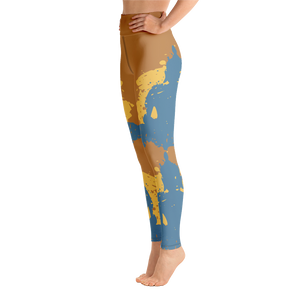 Yoga Leggings Budha Nude