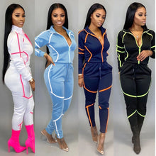 Load image into Gallery viewer, Tracksuit Hoodies Pants Women's