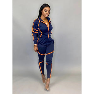 Tracksuit Hoodies Pants Women's
