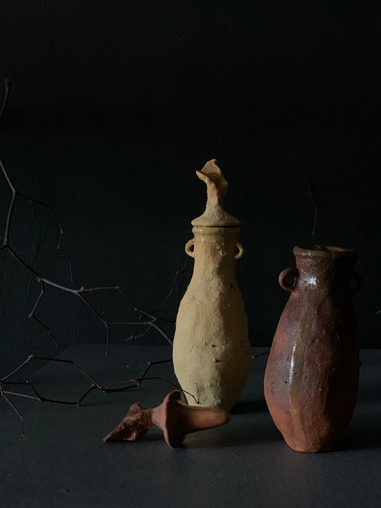 Amphora bottle #1