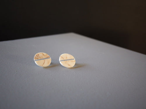 Composition Earrings Ver.1