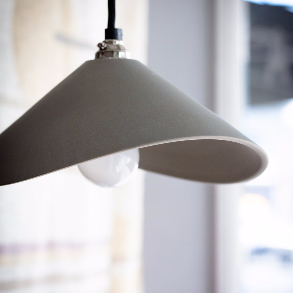 Lamp Shade in Gray