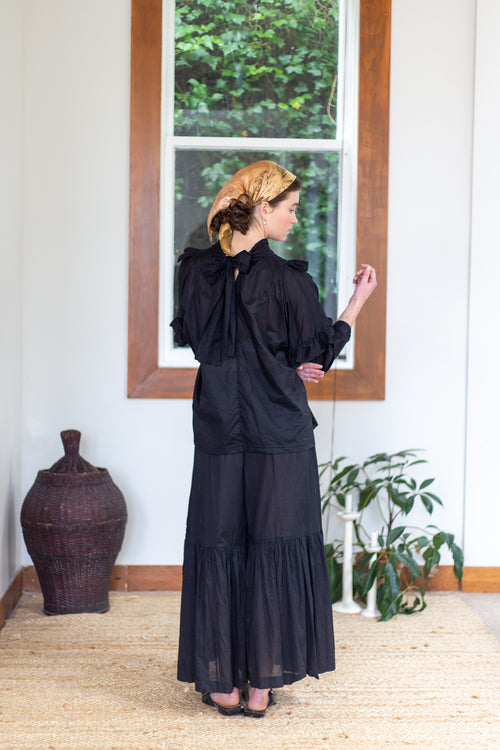 Tsukiyo Top Dress + Cosmo Pants - Cotton