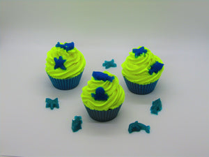 For the Boys! Cupcake Soap
