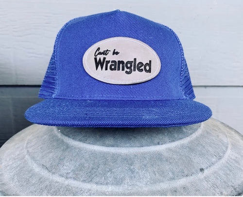 Can't be Wrangled Hats •BOY•