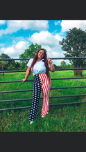 Load image into Gallery viewer, Star Spangled Hammered Flares