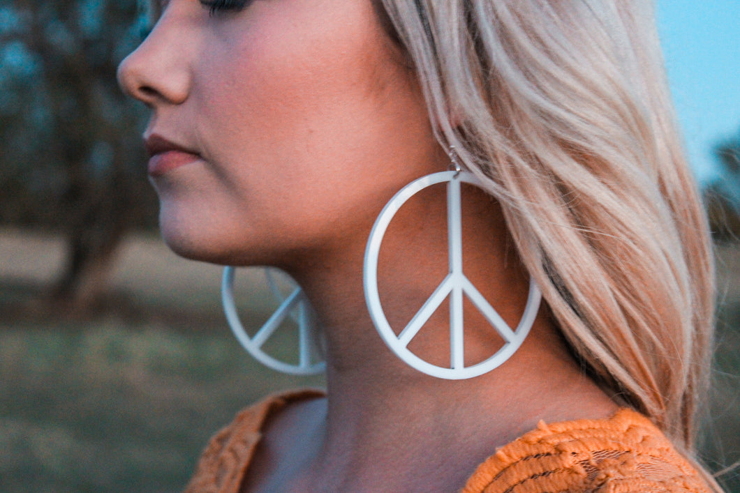 Hippie Trippy Earrings