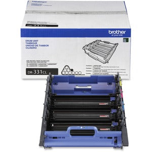 Brother DR331CL Drum Unit Set - 25000 - 1 Each