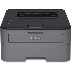 Brother HL HL-L2320D Laser Printer - Monochrome - 30 ppm Mono - 2400 x 600 dpi Print - Automatic Duplex Print - 251 Sheets Input