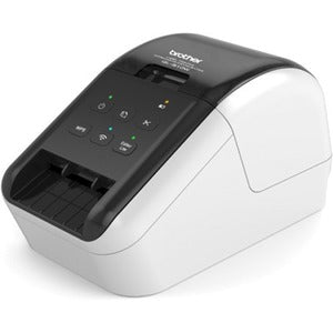 "Brother QL810W Direct Thermal Printer - Monochrome - Label Print - 2.30"" Print Width - 1.8 lps Mono - 300 x 600 dpi - Wireless LAN - Label - 2.40"" (60.96 mm) Label Width - 36"" (914.40 mm) Label Length"