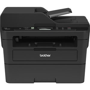 Brother DCP-L2550DW Multi-Function Copier with Wireless Networking and Duplex Printing - Copier/Printer/Scanner - 36 ppm Mono Print - 2400 x 600 dpi Print - Automatic Duplex Print - 1200 dpi Optical Scan - 250 sheets Input - Ethernet - Wireless LAN