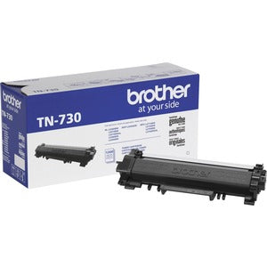 Brother TN-730 Original Toner Cartridge - Black - Laser - 1200 Pages