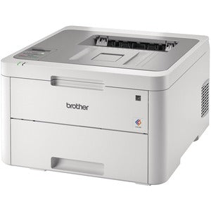 Brother HL HL-L3210CW Laser Printer - Color - 19 ppm Mono / 19 ppm Color - 600 x 2400 dpi Print - 251 Sheets Input - Wireless LAN