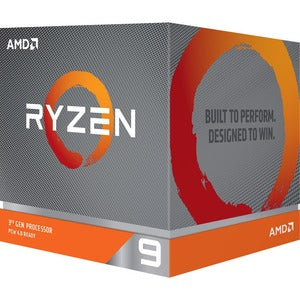 AMD Ryzen 9 3900X Dodeca-core (12 Core) 3.80 GHz Processor - Retail Pack - 64 MB Cache - 4.60 GHz Overclocking Speed - 7 nm - Socket AM4 - 105 W - 24 Threads