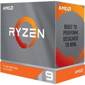 AMD Ryzen 9 3950x Hexadeca-core (16 Core) 3.50 GHz Processor - 64 MB Cache - 4.70 GHz Overclocking Speed - 7 nm - Socket AM4 - 105 W - 32 Threads