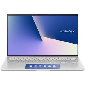 "Asus ZENBOOK UX434FLC-Q72P-CB Intel Core i7 10th Gen 10510U (1.80 GHz) 16GB 512GB PCIe SSD MX250 14"" WIN 10 Pro 64-bit"