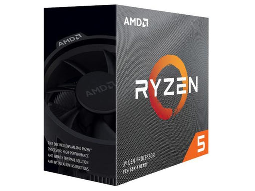 AMD Ryzen 5 3600 Hexa-core (6 Core) 3.60 GHz Processor - Retail Pack - 32 MB Cache - 4.20 GHz Overclocking Speed - 7 nm - Socket AM4 - 65 W - 12 Threads