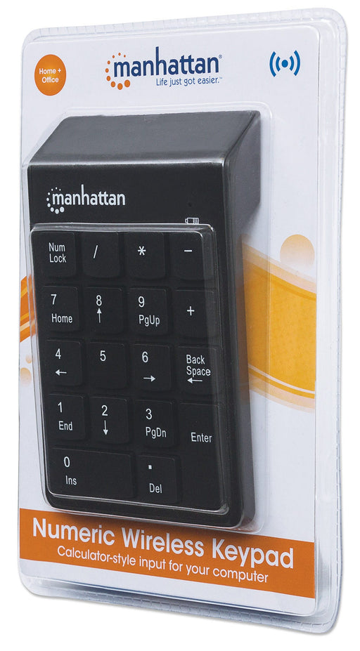 Numeric keypad keyboard wireless