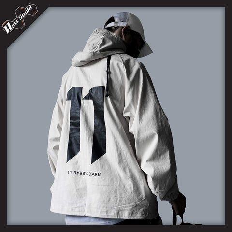 RawSushi Apparel Jackets / Coats AJV2.Urban.Printed:Coat