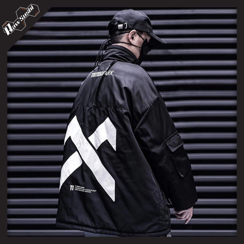 RawSushi Apparel Jackets / Coats Black / S CKS4.Multi.Pocket:Jacket