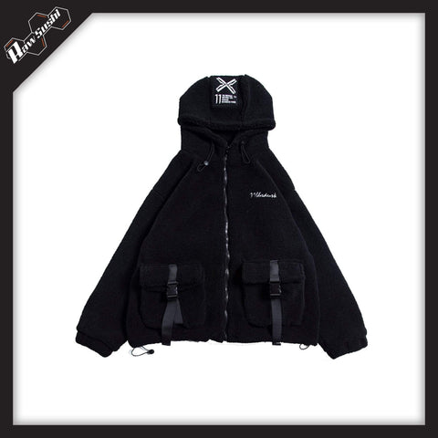 RawSushi Apparel Jackets / Coats RYB2.CASUAL:OVERCOAT
