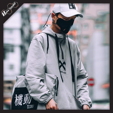 RawSushi Apparel Hoodies VCY8.Embroidered.Streetwear:Hoodie