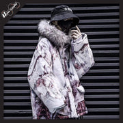 RawSushi Apparel Jackets / Coats VWS8.HOODED.HARAJUKU:JACKET