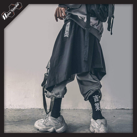 RawSushiApparel Bottoms RSA0 Harajuku Techwear Trousers