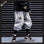 RawSushiApparel Bottoms S / White RSA1 Casual Multipocket Streetwear Joggers