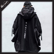 RawSushiApparel Jackets / Coats RSC2 Tactical Hooded Coat