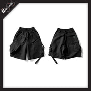 RawSushiApparel Bottoms Black / L RSC7 Tactical Cargo Shorts