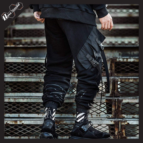 RawSushiApparel Bottoms RSD0 Tactical Harajuku Joggers