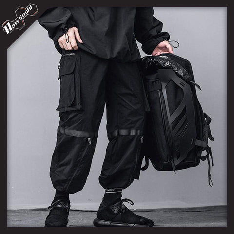 RawSushiApparel Bottoms RSD4 Tactical Techwear Joggers
