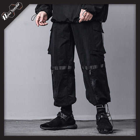RawSushiApparel Bottoms L RSD4 Tactical Techwear Joggers
