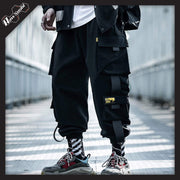 RawSushiApparel Bottoms S RSD7 Baggy Techwear Trousers
