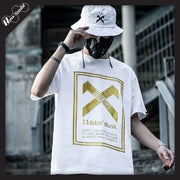RawSushiApparel Tees RSE0 Printed Cotton Tee