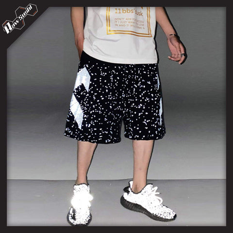 RawSushiApparel Bottoms RSE8 Loose Harajuku Shorts