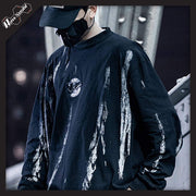 RawSushiApparel Sweatshirts RSF1 Techwear Cotton Sweater