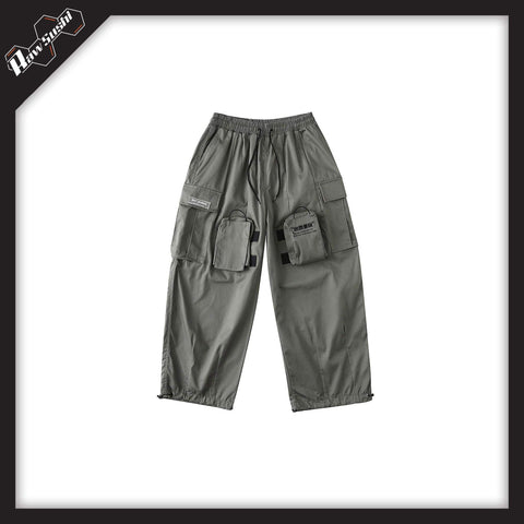 RawSushiApparel Bottoms L / ArmyGreen RSF3 Heavy Cargo Pants