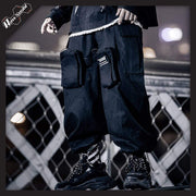 RawSushiApparel Bottoms L / Black RSF3 Heavy Cargo Pants