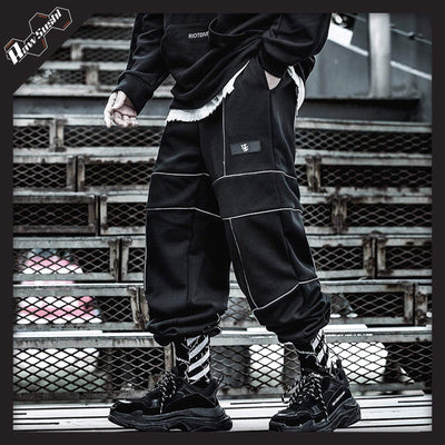 RawSushiApparel Bottoms S RSF5 Casual Techwear Joggers