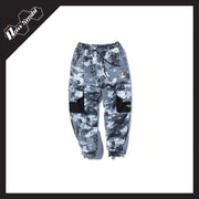 RawSushiApparel Bottoms RSH6 Big Pockets Camouflage Streetwear Cargo Pants