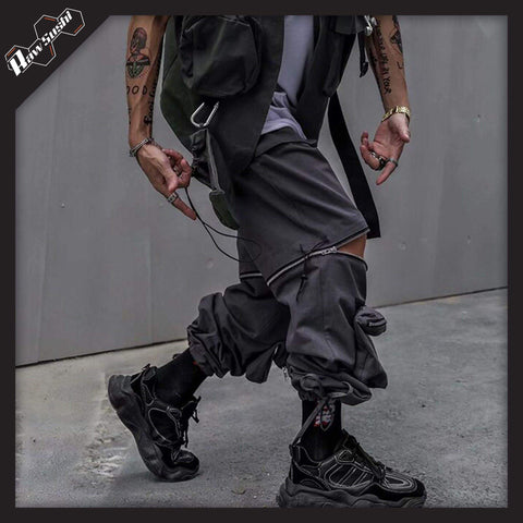 RawSushiApparel Bottoms RSH7 Tactical Streetwear Pants