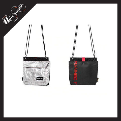 RawSushiApparel Bags RSJ8 Square Shoulder Bag